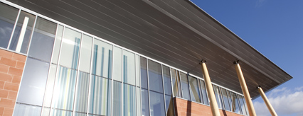 Detail of the new Scottish Epilepsy Centre